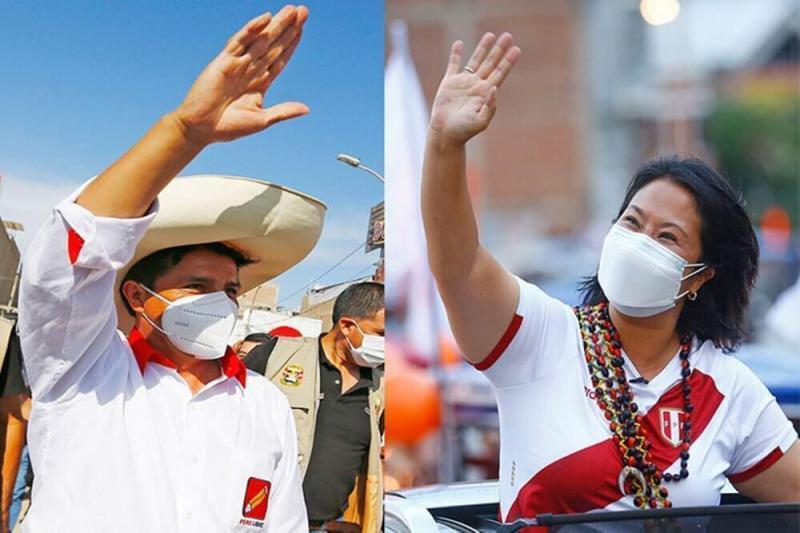 Salud y manejo de la pandemia: Estas son las propuestas de Pedro Castillo y Keiko Fujimori en el segundo bloque del debate