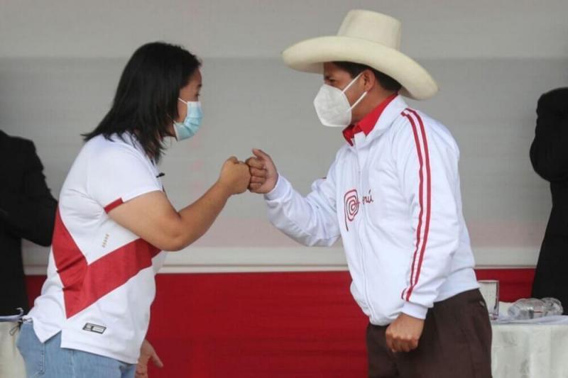 Economía y promoción del empleo: propuestas de Pedro Castillo y Keiko Fujimori en el debate