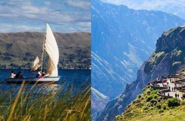 Lago Titicaca y Valle del Colca obtienen importante distinción en recursos turísticos