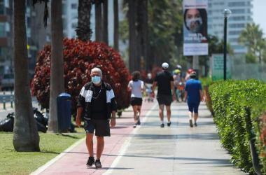 Lima y Callao bajan a riesgo muy alto desde el lunes 10