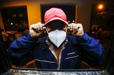 Grupo Romero y El Comercio llevan protección a cerca de 10 mil canillitas con nueva entrega de mascarillas KN95