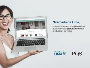 Mercado de Lima, la vitrina virtual donde emprendedores pueden ofrecer gratuitamente sus productos y servicios
