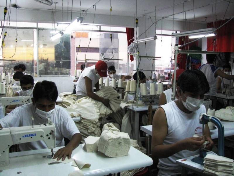 PBI del Perú crecería 34.4% en el segundo trimestre