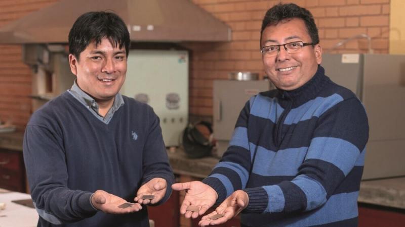 Investigadores peruanos desarrollan aleación de cobre que elimina bacterias