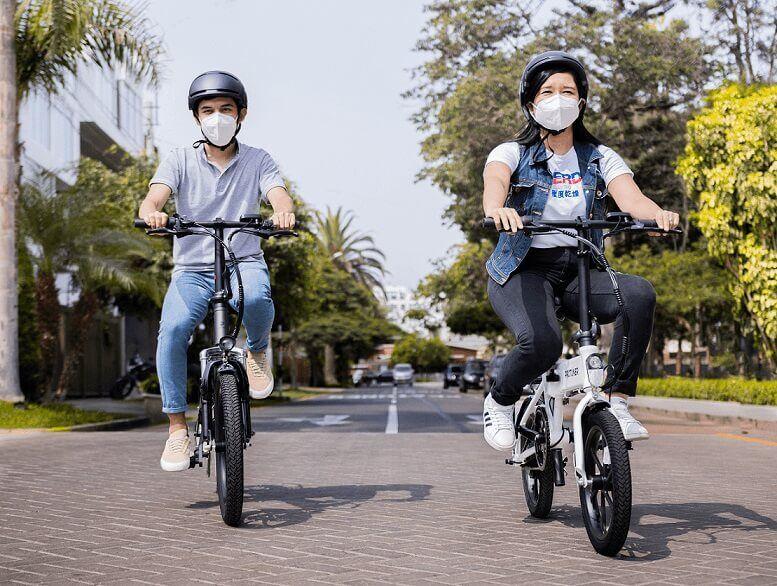 Bicicletas y scooters eléctricos: nuevas tecnologías para micromovilidad amigable con el medio ambiente