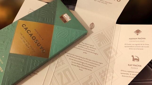 Chocolate y cacao peruanos triunfan en importante concurso internacional