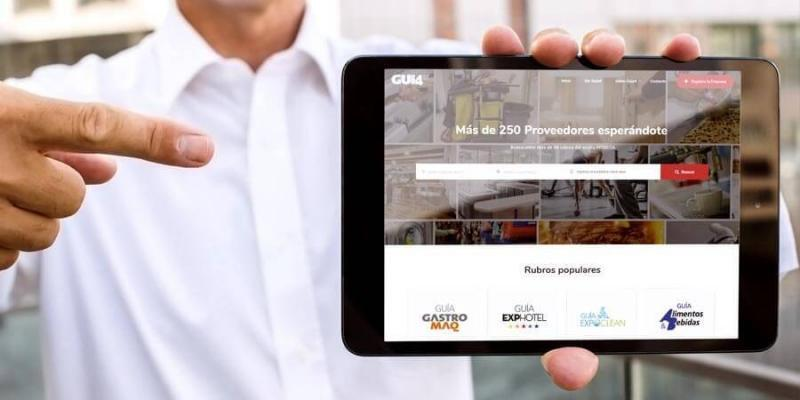 """""""Guía4"""": el directorio digital que promueve la gastronomía peruana y más"""