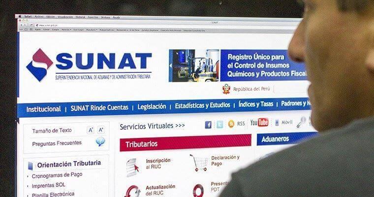 Sunat implementará expediente electrónico para solicitudes de devolución de impuestos