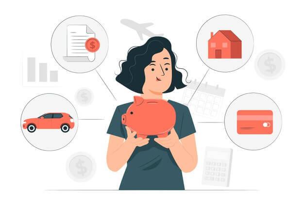Estrategias para el éxito de tus finanzas personales si vas a vivir solo