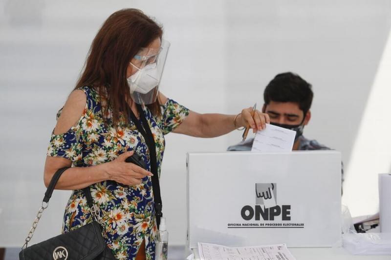 Segunda vuelta: no hay restricción alguna para votar, asegura ONPE