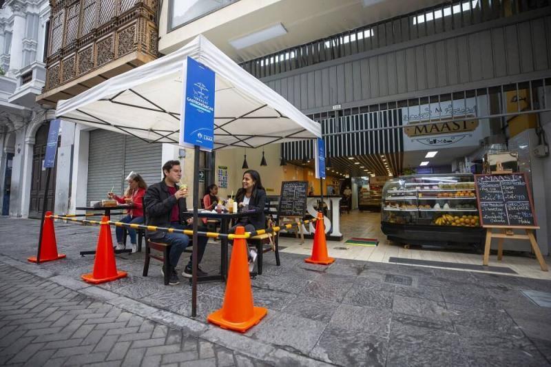 Impulsarán cadenas productivas, conglomerados y terrazas gastronómicas en Lima
