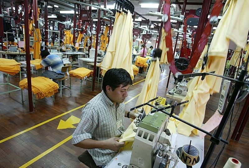 Exportaciones de la cadena textil - confecciones se recuperaron en primer trimestre