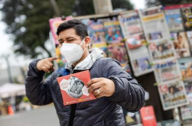 #DetrásDeUnaMascarilla: ya son 2 millones de mascarillas KN95 entregadas gratuitamente por Grupo Romero