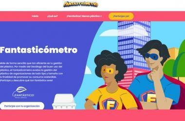 """""""Fantasticómetro"""": la herramienta digital que ayuda a regular el uso del plástico"""