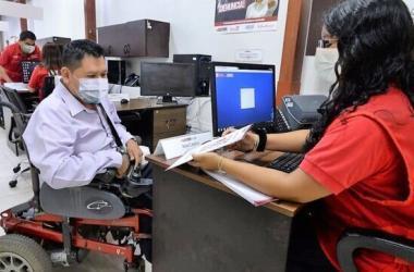 Lanzan sitio web a favor de personas con discapacidad