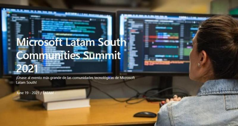 Microsoft realizará evento online gratuito para desarrolladores tecnológicos