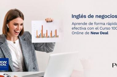 """""""Inglés de Negocios"""": Aprende de forma rápida y efectiva con el curso 100% online de New Deal"""