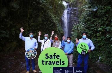 Oxapampa recibe el sello internacional Safe Travels y se alista para recibir a turistas