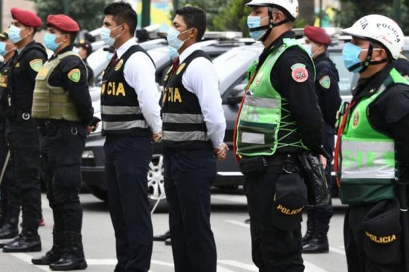 Segunda vuelta: más de 106 mil policías darán seguridad durante elecciones
