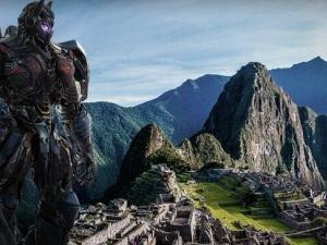 Paramount Pictures rodará película de la saga Transformers en Perú