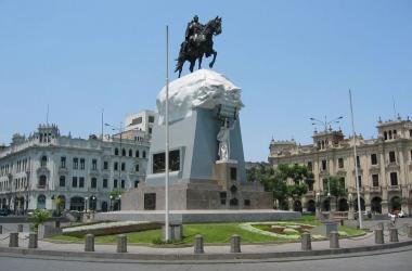 Segunda vuelta: descartan a Plaza San Martín para mítines de cierre de campaña