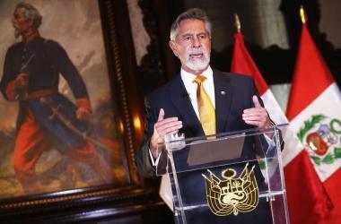 Sagasti pide a ciudadanía ir a votar el domingo 6 y respetar resultados electorales
