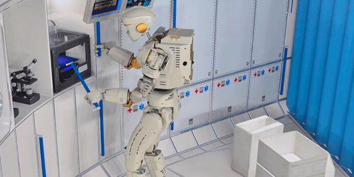 Lanzan primera competencia nacional de robots minihumanoides en Perú