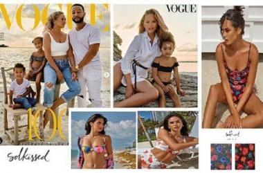 Bikinis con motivos peruanos brillan en mercado de Estados Unidos