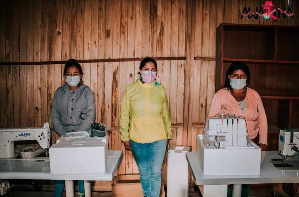 empresa social apoya mujeres