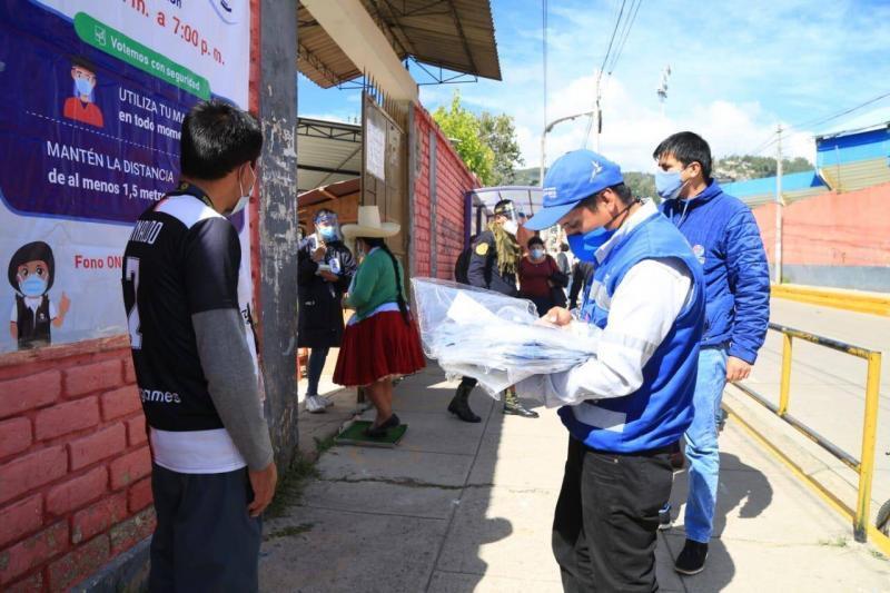 segunda vuelta elecciones 2021 peru