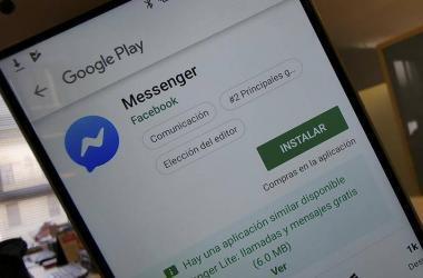 messenger codigo qr