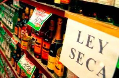 Segunda vuelta: el sábado 5 de junio entra en vigencia ley seca