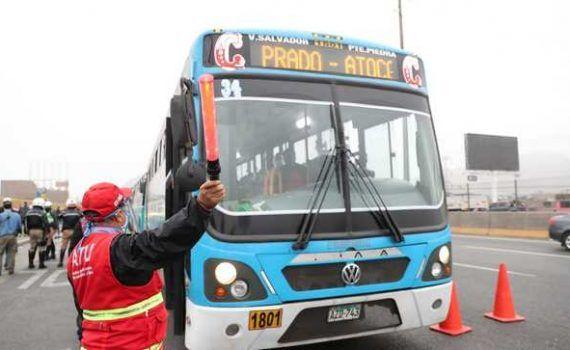 transporte publico 6 de junio