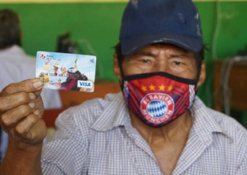 Banco de la Nación extiende hasta el 31 de julio vigencia de tarjetas vencidas