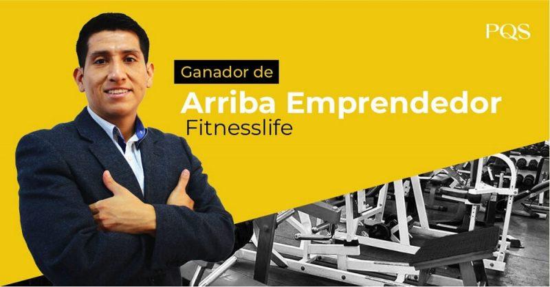 """FitnessLife: """"Queremos lograr la internacionalización y que vean al Perú como país con contenido de valor"""""""