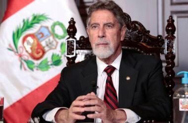 Sagasti saluda proclamación de Pedro Castillo