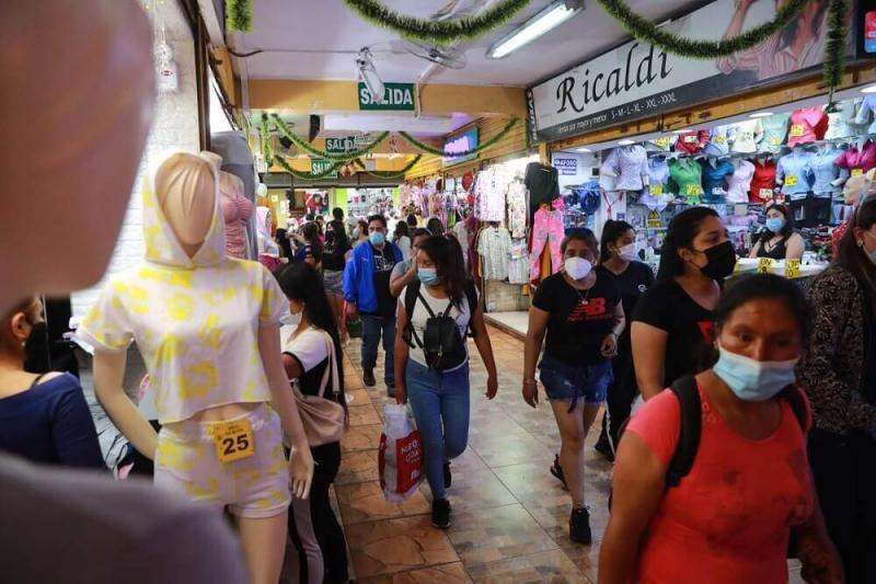 Gamarra espera que el 50% de sus negocios se reactiven en julio