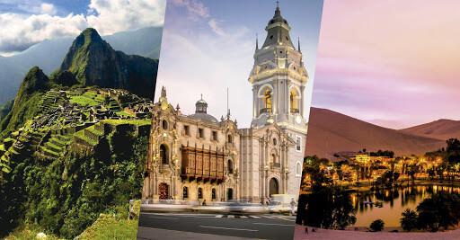 Lima, Cusco e Ica lideraron afluencia de turistas en primer trimestre del 2021