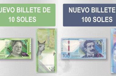 Chabuca Granda y Pedro Paulet protagonistas de nuevos billetes de S/ 10 y S/ 100