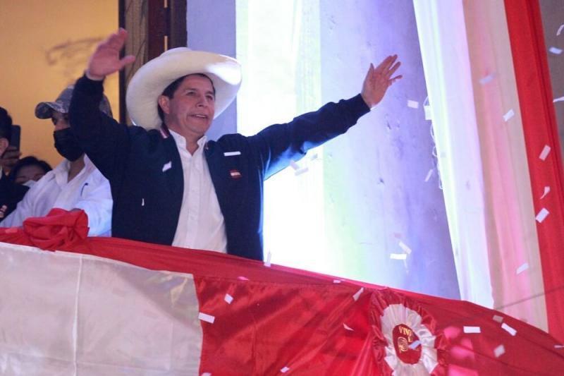 Pedro Castillo hace llamado a la unidad de los peruanos