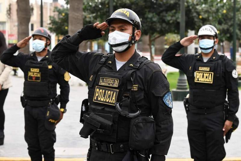 Fiestas Patrias: más de 106,000 policías velarán por la seguridad en todo el Perú
