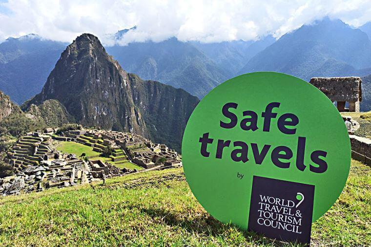Turismo: 446 atractivos turísticos cuentan con el sello Safe Travels