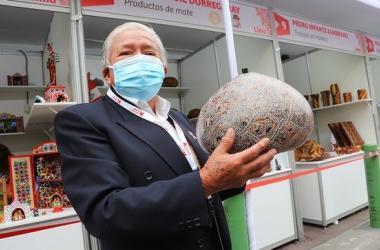 """Treinta artesanos presentan sus bellos trabajos en evento """"Artesanías del Perú"""""""