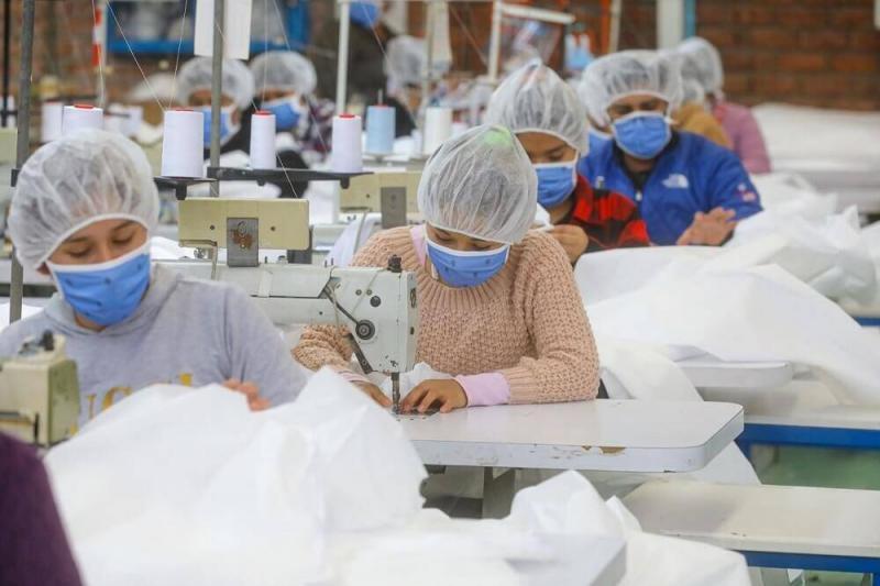 Exportaciones peruanas de confecciones subieron 75.1% entre enero y mayo del 2021