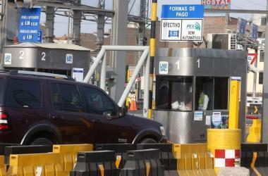 ¡Atención! Desde este domingo tarifa de peajes en Vía de Evitamiento y Línea Amarilla sube a S/ 5.90