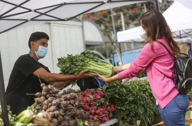 INEI: precios al consumidor en Lima aumentaron 0,52% en junio