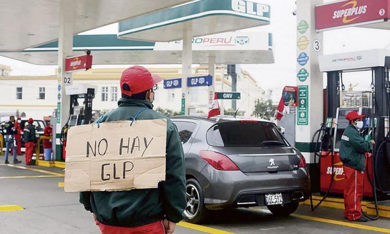GLP desavastecimiento