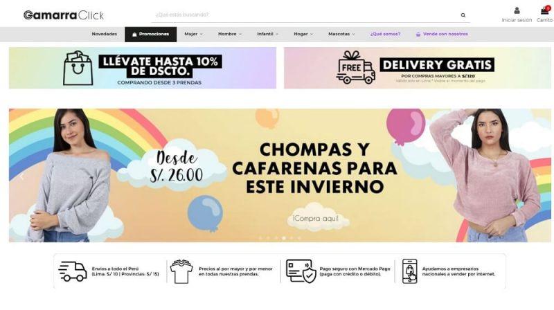 Gamarra Click: ¿Cómo se digitalizó el emporio comercial más grande del Perú?