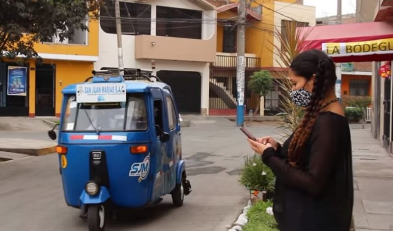 Emprendimiento: Moto Cuy, el aplicativo móvil para mototaxis formales