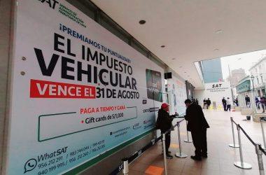 SAT de Lima: contribuyentes deben cumplir con pago de tributos hasta el 31 de agosto